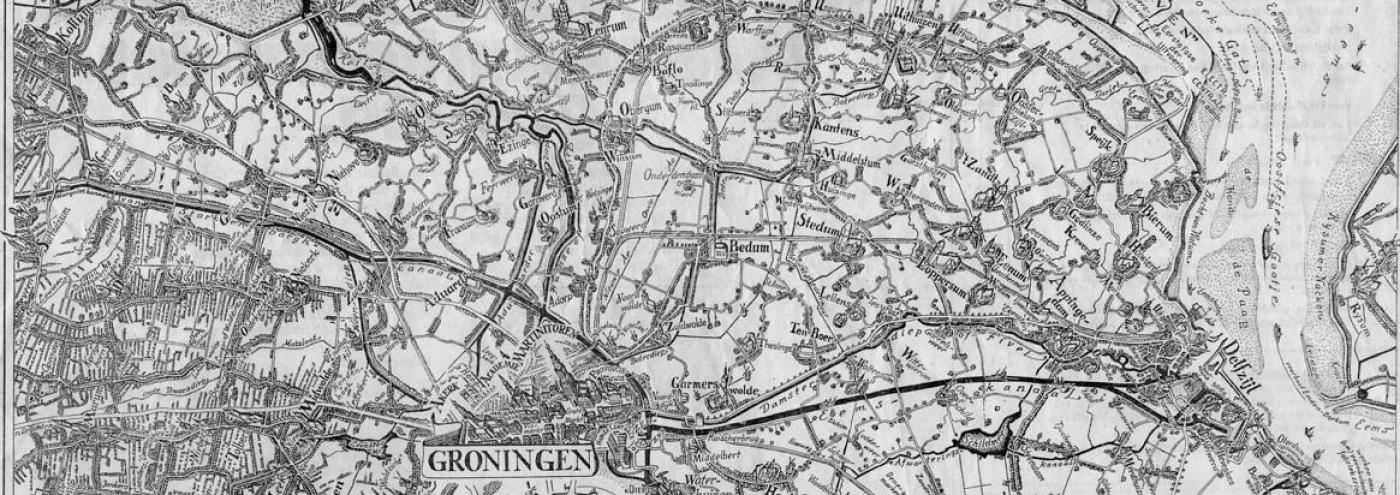 Hedendaagse cartografie