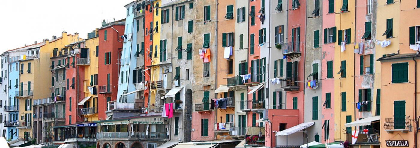 huizen italie