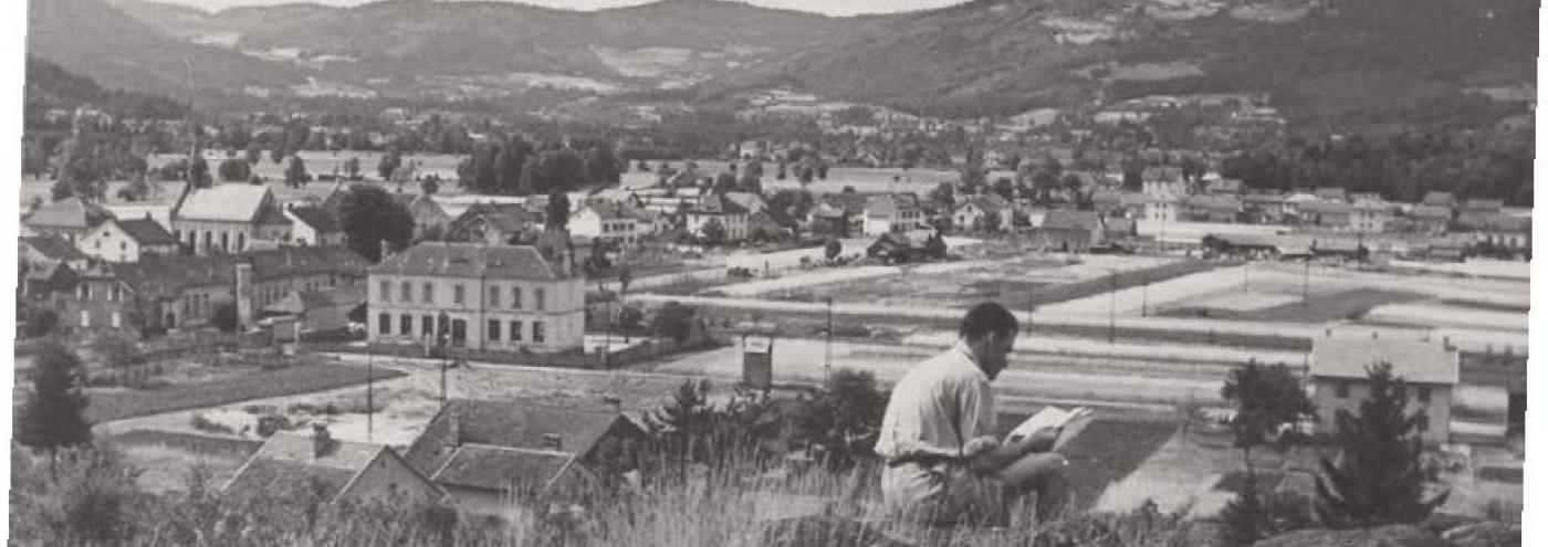 Vogezen, 1949