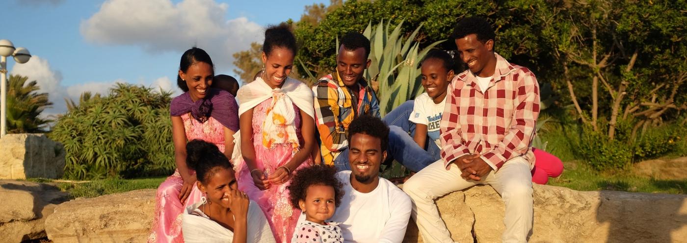 Afrika migrant