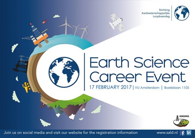 earth science career event